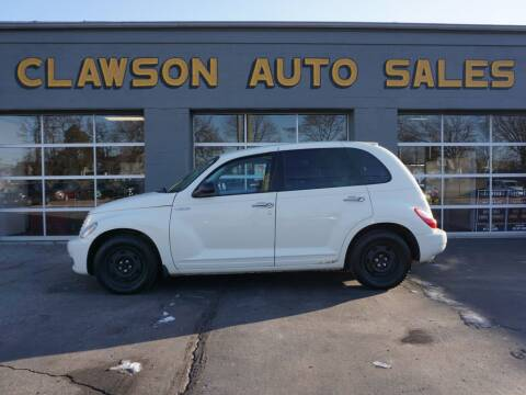 2006 Chrysler PT Cruiser for sale at Clawson Auto Sales in Clawson MI