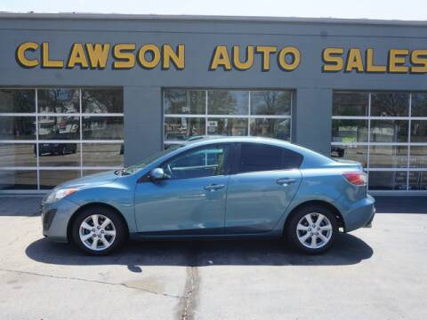 2011 Mazda MAZDA3 for sale at Clawson Auto Sales in Clawson MI