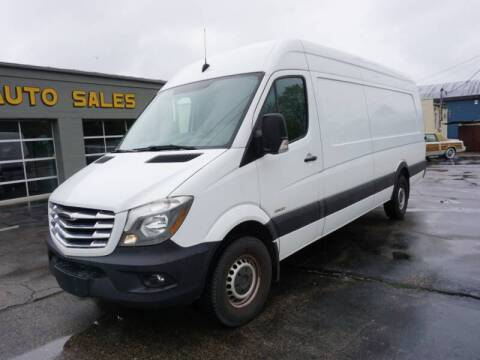 2016 Freightliner Sprinter Cargo for sale at Clawson Auto Sales in Clawson MI