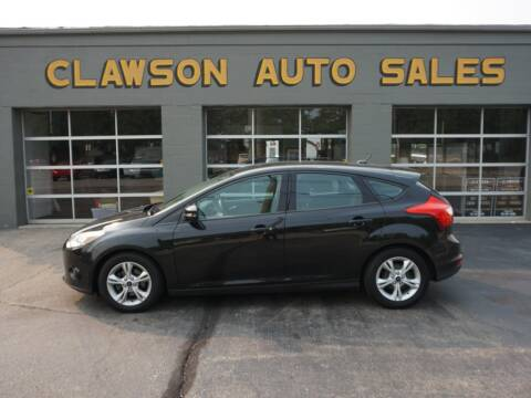 2014 Ford Focus for sale at Clawson Auto Sales in Clawson MI