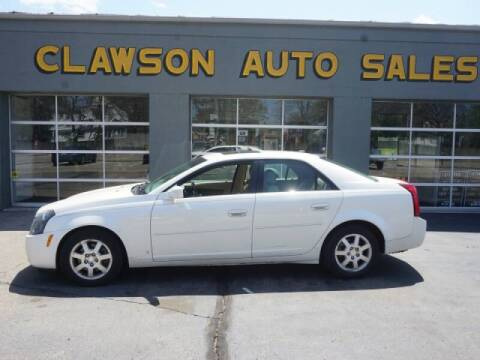 2006 Cadillac CTS for sale at Clawson Auto Sales in Clawson MI