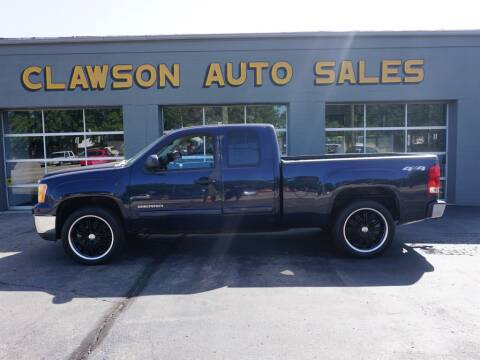 2011 GMC Sierra 1500 for sale at Clawson Auto Sales in Clawson MI