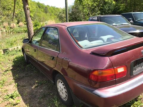1992 Honda Civic for sale in Mount Jackson, VA
