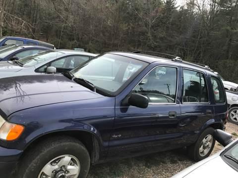 2000 Kia Sportage for sale in Mount Jackson, VA