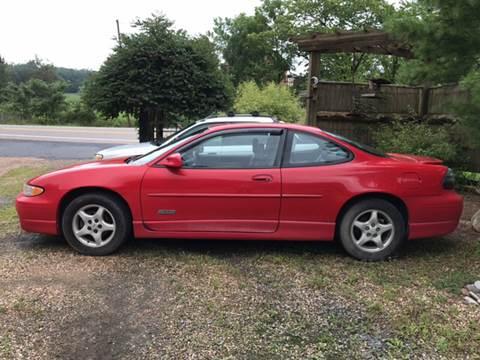 1997 Pontiac Grand Prix for sale in Mount Jackson, VA