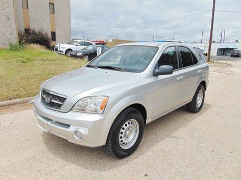 2003 Kia Sorento for sale at DFW Autohaus in Dallas TX