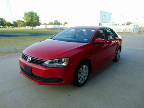 2014 Volkswagen Jetta for sale at DFW Autohaus in Dallas TX