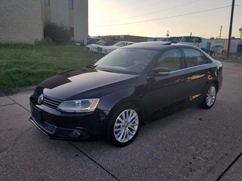 2011 Volkswagen Jetta for sale at DFW Autohaus in Dallas TX