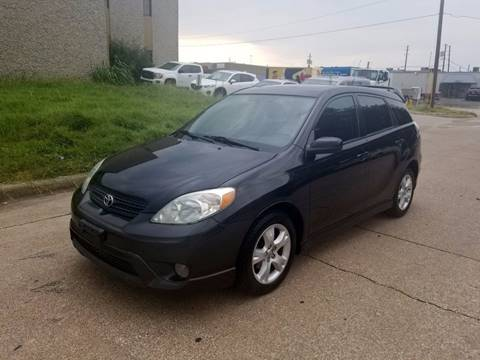2005 Toyota Matrix for sale at DFW Autohaus in Dallas TX