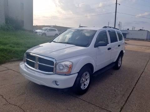 2004 Dodge Durango for sale at DFW Autohaus in Dallas TX