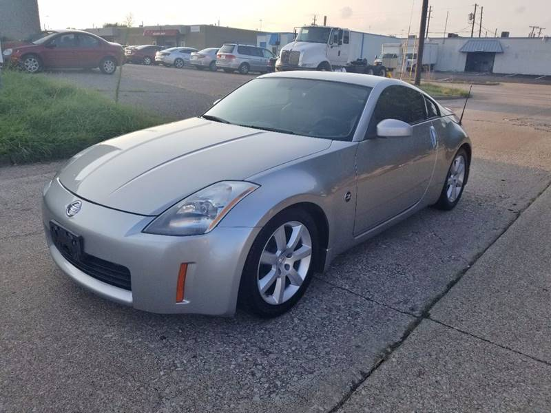 2003 Nissan 350Z for sale at DFW Autohaus in Dallas TX