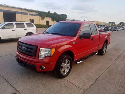2010 Ford F-150 for sale at DFW Autohaus in Dallas TX