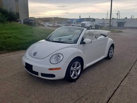 2007 Volkswagen New Beetle for sale at DFW Autohaus in Dallas TX