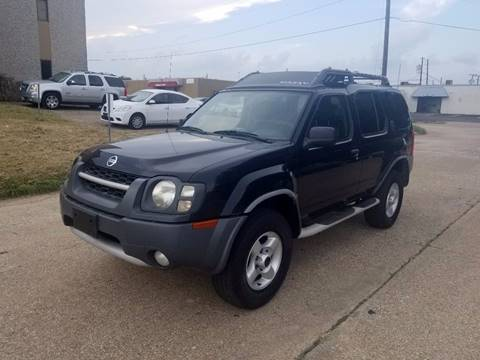 2003 Nissan Xterra for sale at DFW Autohaus in Dallas TX
