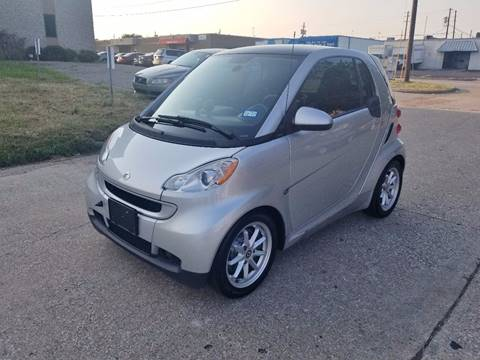 2008 Smart fortwo for sale at DFW Autohaus in Dallas TX