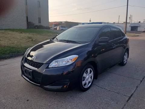 2009 Toyota Matrix for sale at DFW Autohaus in Dallas TX