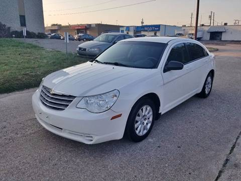 2008 Chrysler Sebring for sale at DFW Autohaus in Dallas TX