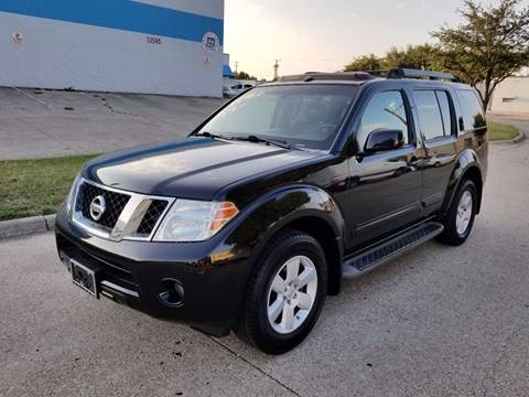 2008 Nissan Pathfinder for sale at DFW Autohaus in Dallas TX