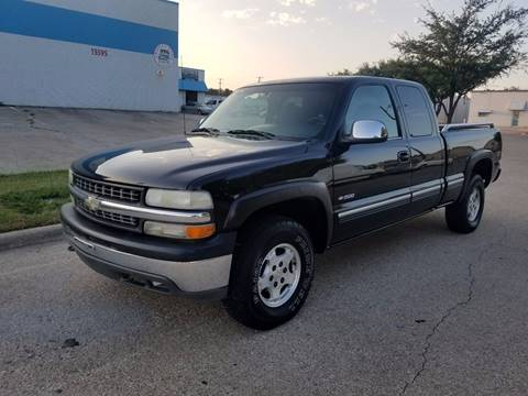 2000 Chevrolet Silverado 1500 for sale at DFW Autohaus in Dallas TX