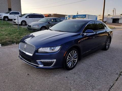 2017 Lincoln MKZ for sale at DFW Autohaus in Dallas TX