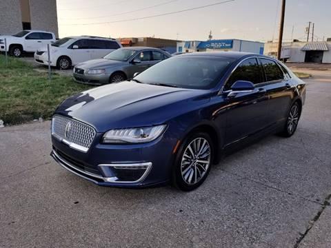 2017 Lincoln MKZ for sale in Dallas, TX