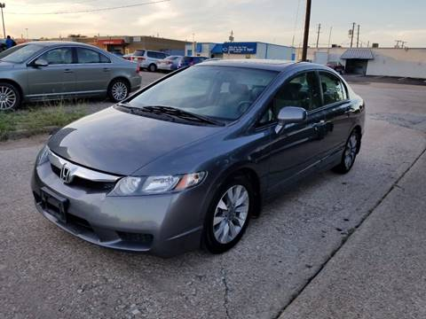 2010 Honda Civic for sale at DFW Autohaus in Dallas TX