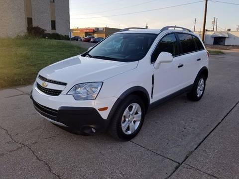2013 Chevrolet Captiva Sport for sale at DFW Autohaus in Dallas TX
