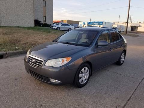 2007 Hyundai Elantra for sale at DFW Autohaus in Dallas TX