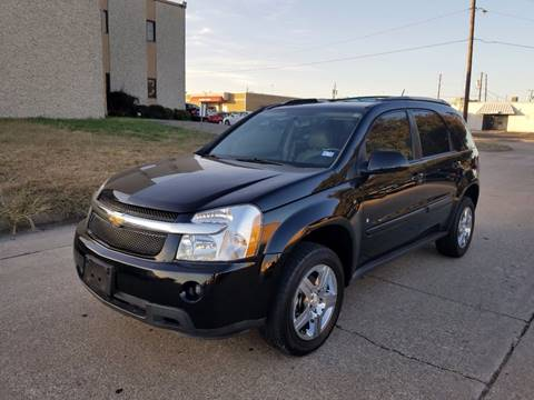 2008 Chevrolet Equinox for sale at DFW Autohaus in Dallas TX