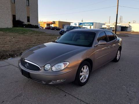 2006 Buick LaCrosse for sale at DFW Autohaus in Dallas TX
