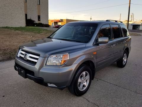 2007 Honda Pilot for sale at DFW Autohaus in Dallas TX