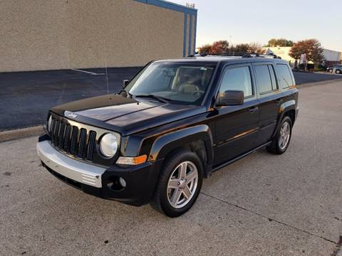 2007 Jeep Patriot for sale at DFW Autohaus in Dallas TX