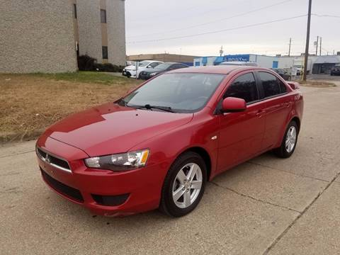 2009 Mitsubishi Lancer for sale at DFW Autohaus in Dallas TX