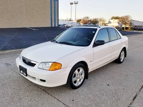 2000 Mazda Protege for sale at DFW Autohaus in Dallas TX
