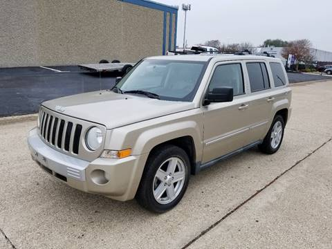 2010 Jeep Patriot for sale at DFW Autohaus in Dallas TX