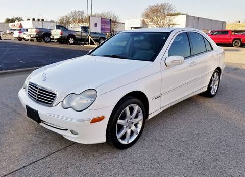 2003 Mercedes-Benz C-Class for sale at DFW Autohaus in Dallas TX