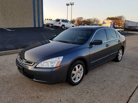 2005 Honda Accord for sale at DFW Autohaus in Dallas TX