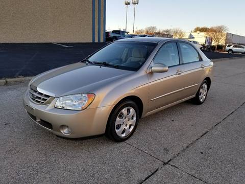 2006 Kia Spectra for sale at DFW Autohaus in Dallas TX