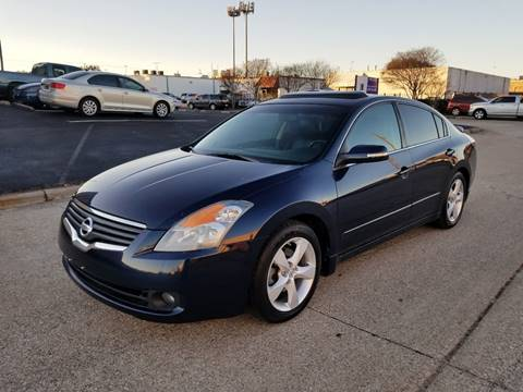 2007 Nissan Altima for sale at DFW Autohaus in Dallas TX