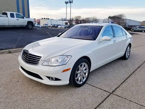 2008 Mercedes-Benz S-Class for sale at DFW Autohaus in Dallas TX
