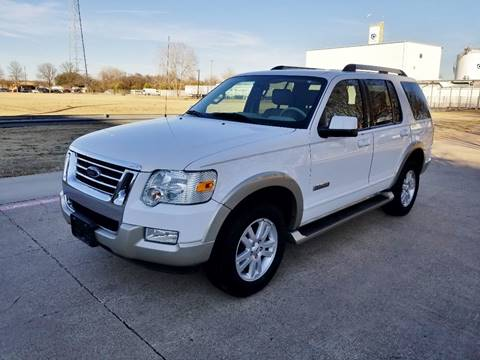 2006 Ford Explorer for sale at DFW Autohaus in Dallas TX