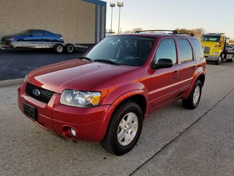 2007 Ford Escape for sale at DFW Autohaus in Dallas TX