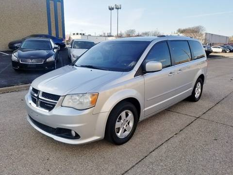 2011 Dodge Grand Caravan for sale at DFW Autohaus in Dallas TX
