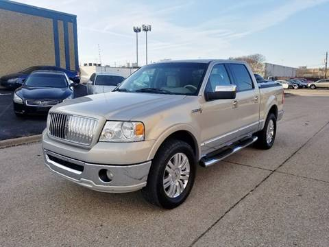 2006 Lincoln Mark LT for sale at DFW Autohaus in Dallas TX