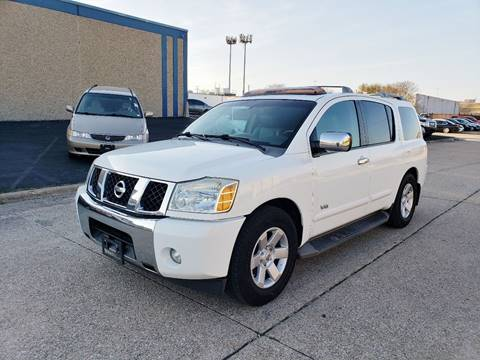2006 Nissan Armada for sale at DFW Autohaus in Dallas TX