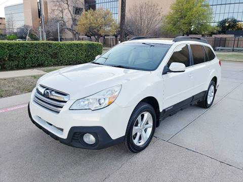 2013 Subaru Outback for sale at DFW Autohaus in Dallas TX