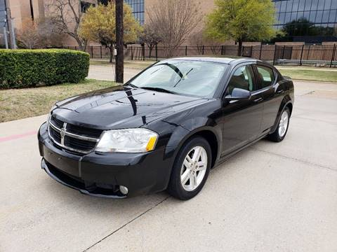 2008 Dodge Avenger for sale at DFW Autohaus in Dallas TX