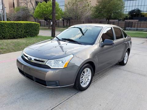 2010 Ford Focus for sale at DFW Autohaus in Dallas TX