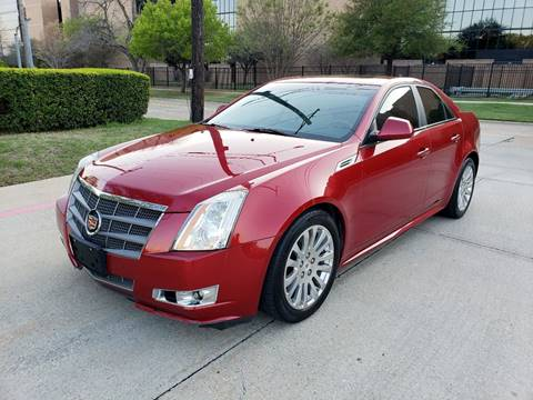 2010 Cadillac CTS for sale at DFW Autohaus in Dallas TX