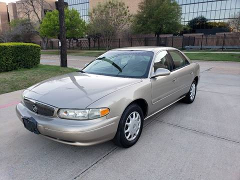 2001 Buick Century for sale at DFW Autohaus in Dallas TX